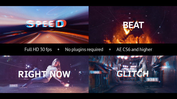 Best Glitch Effect For Adobe After Effects Envato Forums - Awesome slideshow after effects scheme