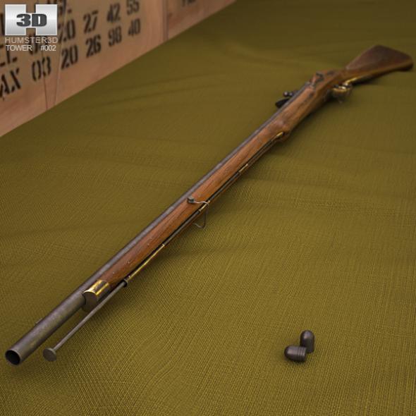 Brown Bess (Land Pattern Musket)