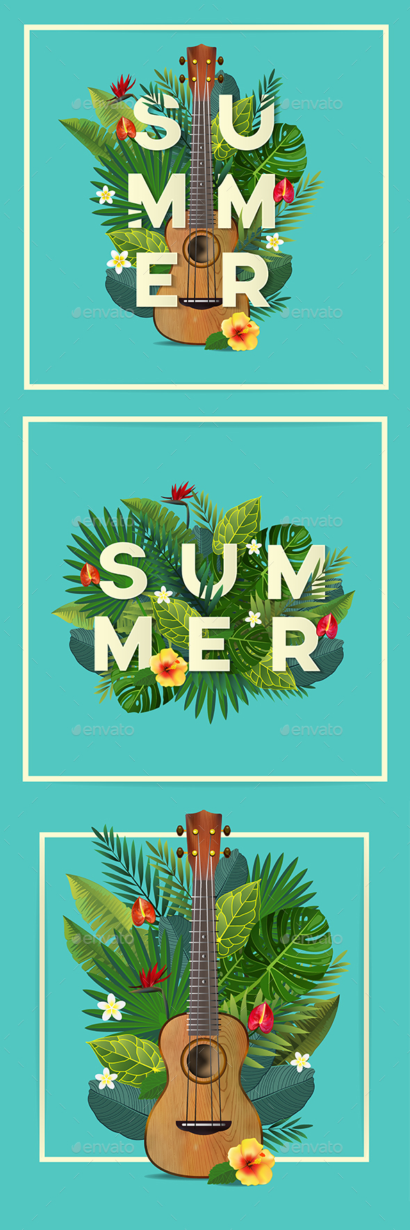 Summer Flyer - Seasons Nature