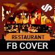 Restaurant Business Facebook Cover Timeline