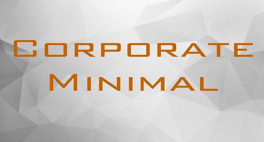 Corporate Minimal
