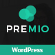 Premio  Creative Business WordPress Theme