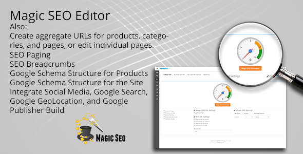 CodeCanyon Magic Seo 20284152