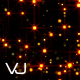 Golden Particle VJ Loops - VideoHive Item for Sale