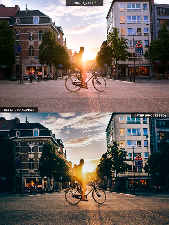 16 Summer Vibes Lightroom Presets Vsco By Zvolia