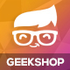 GeekShop - Geeky Cool Product Site