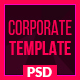 Wings | Corporate Template - ThemeForest Item for Sale