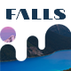 Falls - Creative PowerPoint Template - GraphicRiver Item for Sale