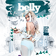 Belly Dance Party Flyer - GraphicRiver Item for Sale