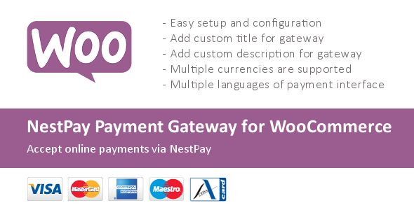 NestPay Payment Gateway for WooCommerce (Gateways) images
