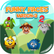 Funny Faces2 Match3 - HTML5 Game + Mobile (Capx)