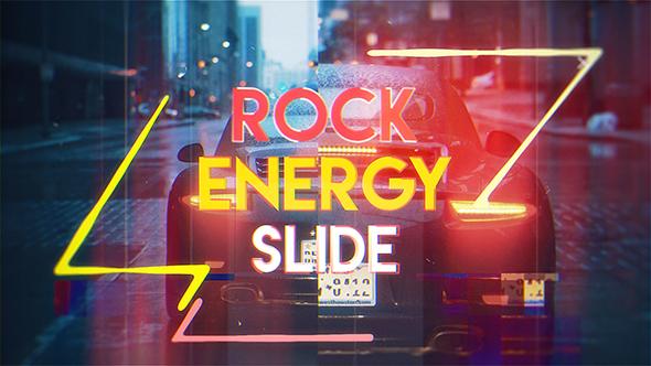 Rock Energy Promo