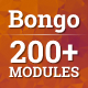 Bongo - Responsive Email with Mailchimp Editor, StampReady Builder & Online Composer Nulled