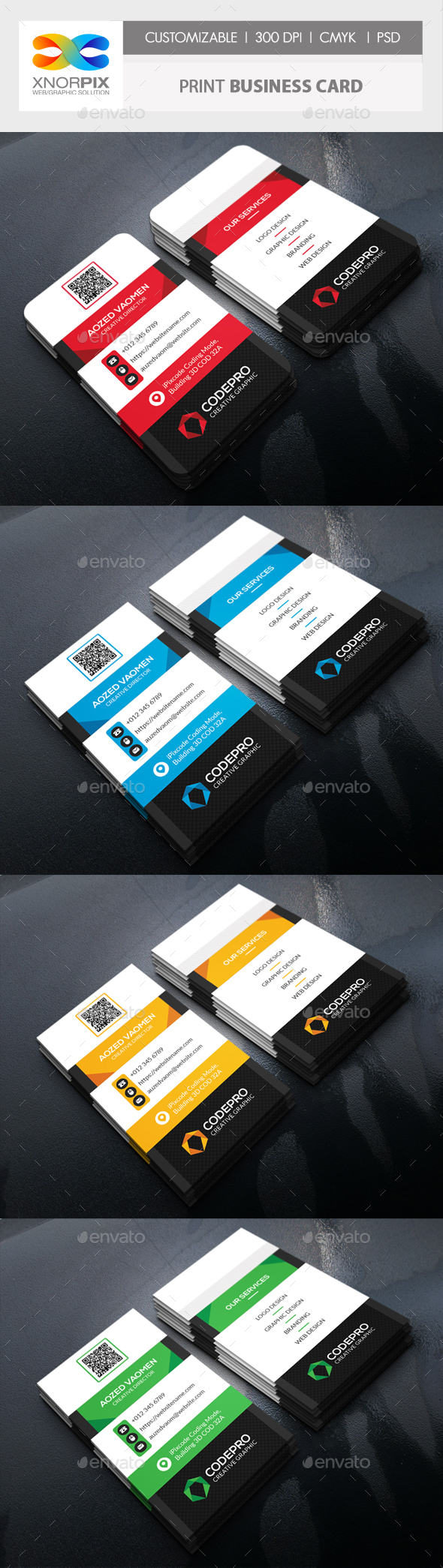 GraphicRiver Print Business Card 20286780