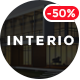 Interio Portfolio - Creative Portfolio - ThemeForest Item for Sale