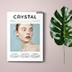 Crystal Magazine - GraphicRiver Item for Sale