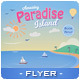 Tropical Paradise Flyer - GraphicRiver Item for Sale