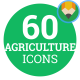 Agriculture - Agro Farm. Agricultural Farming Icons - VideoHive Item for Sale