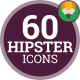 Hipster Icons - VideoHive Item for Sale