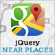 Nearby Places jQuery plugin - CodeCanyon Item for Sale