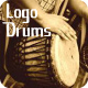 Drums Logo Ident
