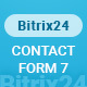 Contact Form 7 - Bitrix24 CRM - Integration