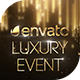 Luxury Event - VideoHive Item for Sale