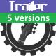 Epic Dramatic Hybrid Trailer