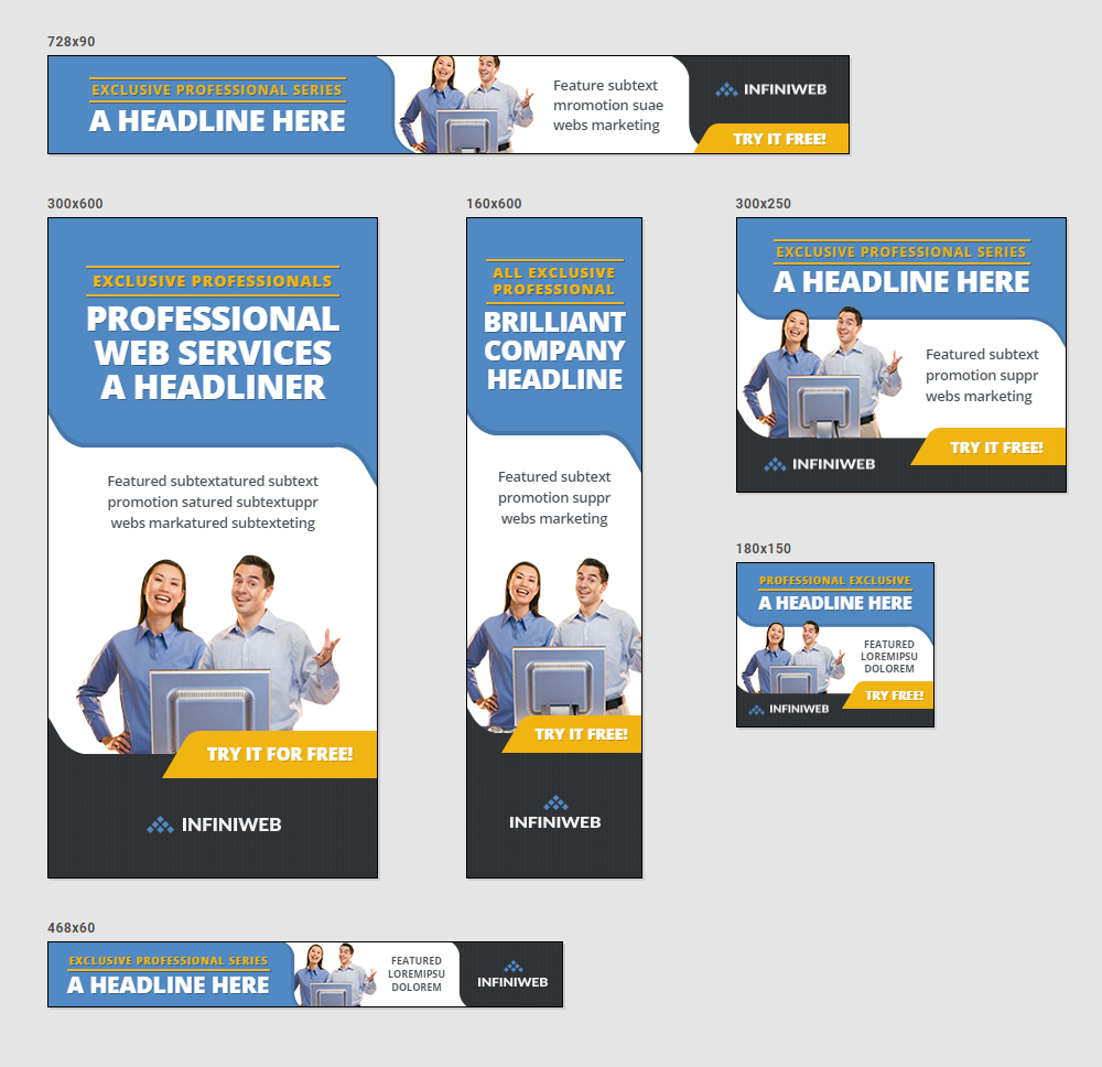 1 2 page ad template amitdhull 1 pronofoot35fo Image collections