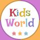 KidsWorld - Kindergarten, Child Care & Preschool Responsive WP Theme Nulled