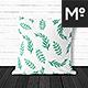 Throw Pillow 6 Types Mock-up