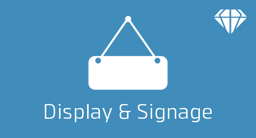Display and Signage Mockups