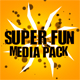 Super Fun Media Pack - VideoHive Item for Sale