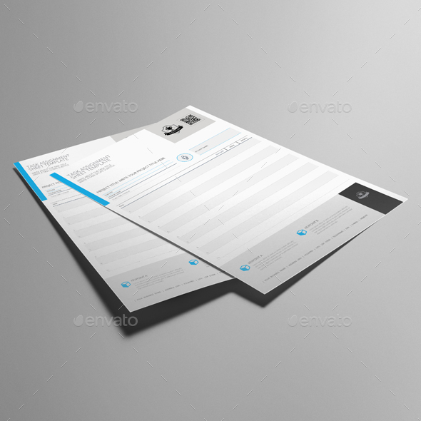 Task Assignment Sheet Template By Keboto | Graphicriver