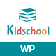 Kidschool - kids & Kindergarten school WordPress Theme - ThemeForest Item for Sale