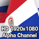 Flag Transition - Paraguay - VideoHive Item for Sale