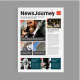 NewsJourney Multipurpose Newsletter Template