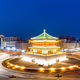 xian bell tower at night - PhotoDune Item for Sale