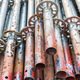 scaffold pipe closeup - PhotoDune Item for Sale