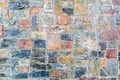 colorful stone wall - PhotoDune Item for Sale