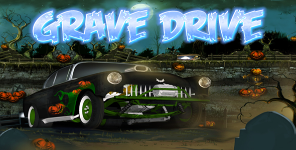 Grave Drive - CodeCanyon Item for Sale