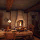 Medieval House Life - 1