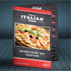 Hotel | Restaurant Menu Card 3 - GraphicRiver Item for Sale