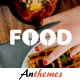 Tasty Food - Recipes & Food Blog WordPress Theme Nulled