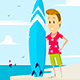 Surfer - GraphicRiver Item for Sale