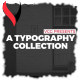 Typography Collection - VideoHive Item for Sale