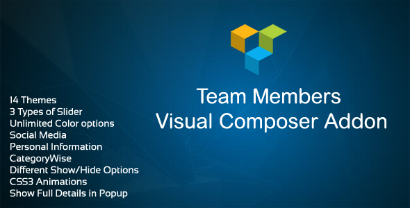 JAG Visual Composer Team Addon - CodeCanyon Item for Sale