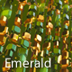 Emerald Jewelry Glitter 5 - VideoHive Item for Sale