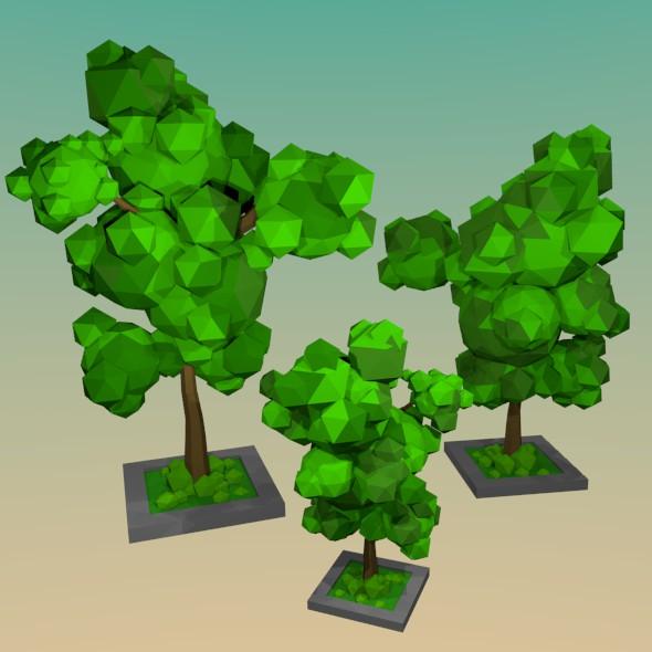 Bigtree - 3DOcean Item for Sale