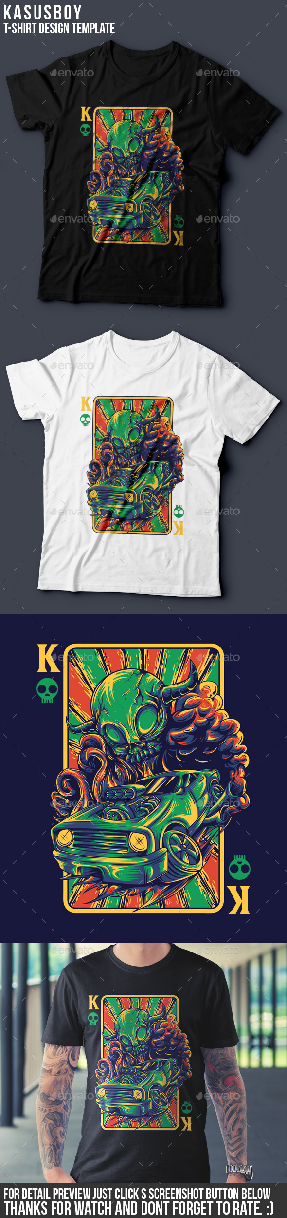 Kasusboy! T-Shirt Design